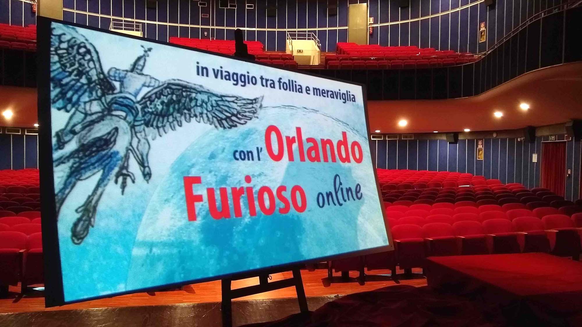 Orlando Furioso Online Letterevive